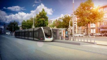 Travaux du tram à Liège: la rue Léopold en sens unique pour un an