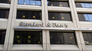 Le siège de l'agence de notation Standard and Poor's à New York le 18 août 2011
