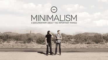 """Minimalism : a documentary about the important things"""