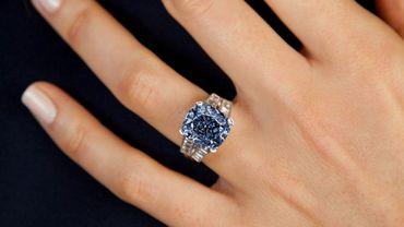 Un diamant de Shirley Temple mis aux aux enchères pour 25 à 35 millions de dollars