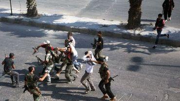 Les Etats-Unis débloquent 25 millions de dollars pour les rebelles syriens