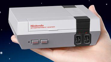 Nintendo arrête la vente de sa NES Mini Classic parce qu'elle a trop de succès