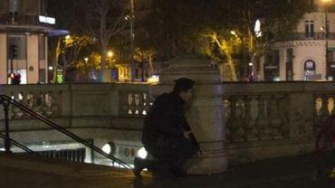 Attentats à Paris - Des pétards ont semé la panique dans le centre de la capitale française