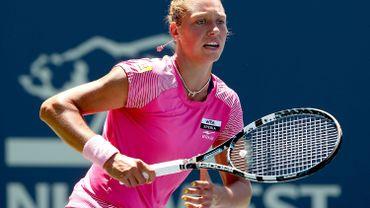 Wickmayer gagne 6 place à la WTA