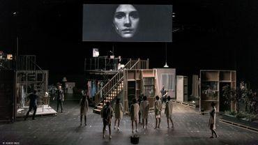 Sylvia, au Théâtre National