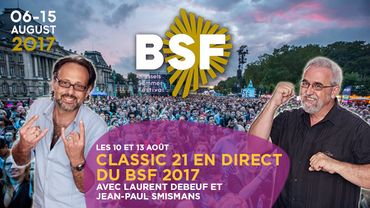 En direct du Brussels Summer Festival