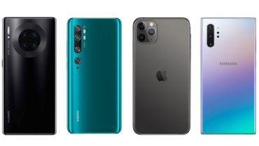 DxOMark dévoile son classement des meilleurs appareils photo sur smartphones