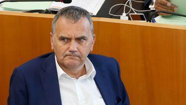Benoît Cerexhe (cdH) ne mâche pas ses mots quant à l'attitude d'Olivier Maingain, mais espère toujours que DéFI se joindra au cdH pour une nouvelle majorité.