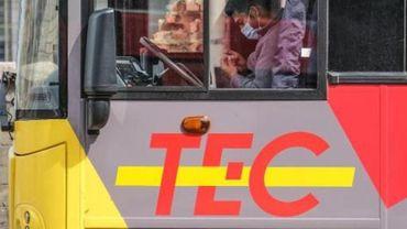 Des bus privés pour renforcer l'offre du TEC à partir de lundi
