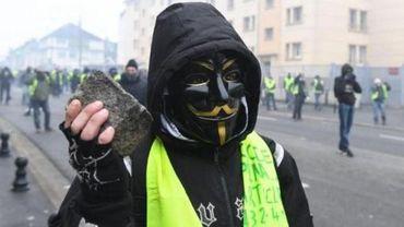 """15 mois de prison avec sursis pour violence lors d'une manifestation des """"gilets jaunes"""""""