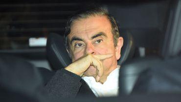 Arrestation de Carlos Ghosn: le tribunal rejette la demande de Ghosn d'assister au CA de Nissan