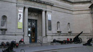 Nouvelles craintes, balayées, sur la subsistance du musée royal de l'armée à Bruxelles