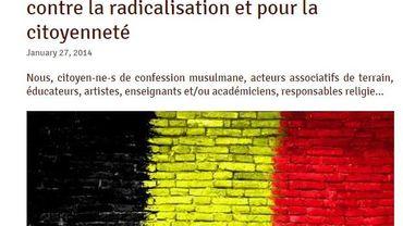 Des musulmans de Belgique unis pour dénoncer la radicalisation