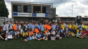 Photo de groupe Football and Freedom