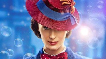 Les critiques ciné d'Hugues Dayez: Mary Poppins revient… Et c'est superfragilisticexpialidocious!