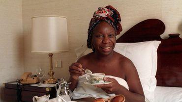 Nina Simone en 1988