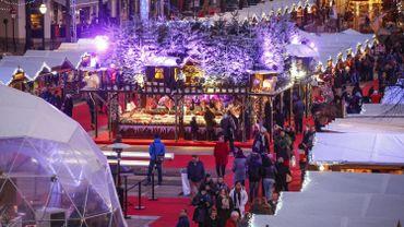 Yvan Mayeur, le Bourgmestre de Bruxelles, disait mardi sont sentiment contrasté à l'heure de présenter les chiffres de fréquentation des Plaisirs D'hivers, après le drame de Berlin.