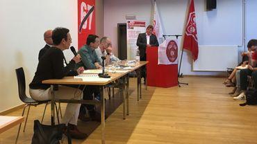 Tous en un même lieu pour le 1er mai en Luxembourg, une initiative de la FGTB