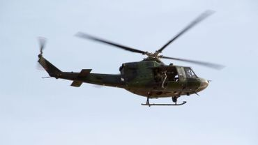 Hélicoptère - Illustration