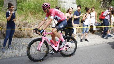 Le vélo de Froome contrôlé six fois sur le Tour d'Italie