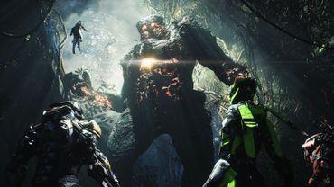 """""""Anthem"""" mêle missions multijoueurs et progression individuelle sur une planète de science-fiction."""