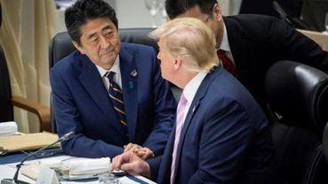 Commerce: le Japon et les Etats-Unis se rapprochent d'un accord