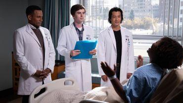 """""""Good Doctor"""" saison 3 : ça continue sur la RTBF !"""