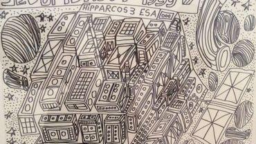 Serge Delaunay expose chez Art et Marges