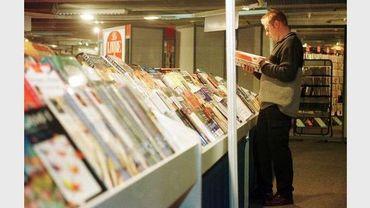 Les élèves devront choisir quinze livres d'ici le mois de novembre