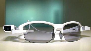 SmartEyeGlass s'adressera aux porteurs de lunette de vision.