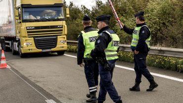 Des contrôles plus ciblés des transporteurs dans le Benelux