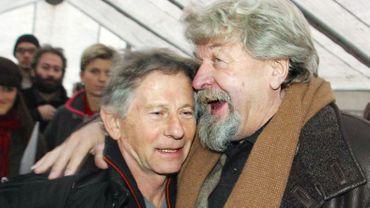 Roman Polanski et Miroslav Ondricek en 2004