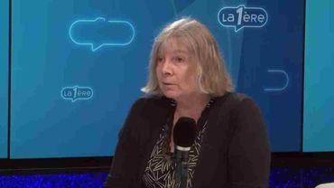 Régine Colot, tabacologue à Tabacstop et à la Fondation contre le cancer