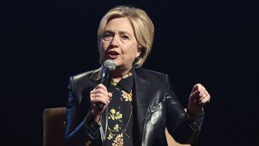 """USA: Hillary Clinton voit un """"danger diplomatique"""" dans les discussions avec Pyongyang"""