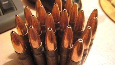 C'est dans un dépôt de munitions de l'armée belge qu'a eu lieu l'explosion (illustration).