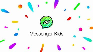 Logo Messenger Kids