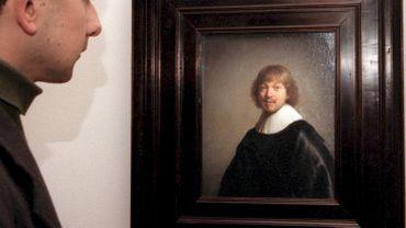 Deux Rembrandt échappent à une tentative de vol dans un musée de Londres