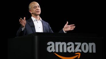 D'après Forbes, Jeff Bezos le patron d'Amazon, s'est enrichi de 25 milliards de dollars supplémentaires pendant la pandémie.