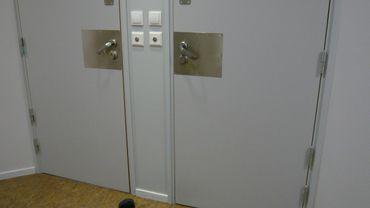 """Prison de Halden, Norvège: travail ou école la journée, puis vie communautaire """"en appartements"""". On ferme les cellules à 19h"""