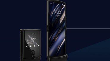 Motorola anticipe les critiques sur l'écran pliable du Razr