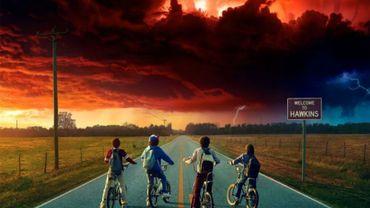 """La saison une de """"Stranger Things"""" avait été l'un des plus grands succès de Netflix en 2016"""