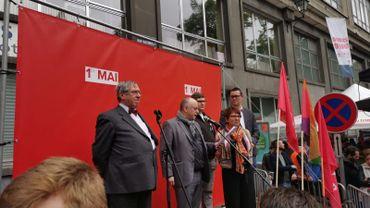 A Liège, la FGTB régionale apporte son soutien au PTB