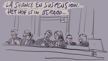 Couacs en série au procès du Musée juif: comment les jurés sont-ils choisis (et récusés)?
