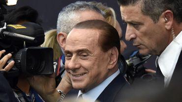 Au total, Silvio Berlusconi, 79 ans, a occupé le poste de président du Conseil des ministres d'Italie durant plus de 9 ans.