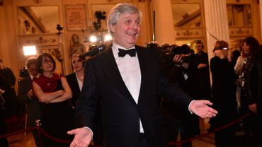 """Stéphane Lissner, 61 ans, a débuté dans le théâtre, créant son """"Théâtre mécanique"""" dès 1972"""
