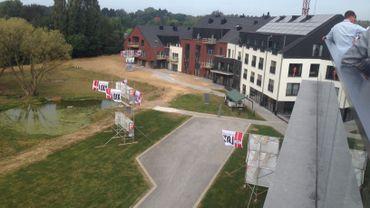 Réalisation du groupe Loix: la résidence-service 'Le Jardin du Bultia' à Gerpinnes