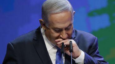 """Israël: Benjamin Netanyahu hospitalisé à la suite d'une """"forte fièvre"""""""