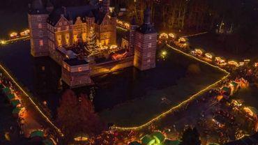 Le plus belge des marchés de Noël allemands !