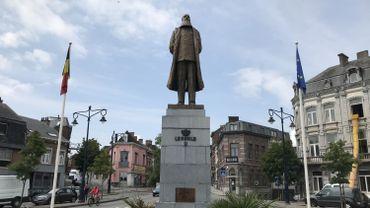 Namur : la statue de Léopold II ne sera pas démontée