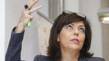 Démission de Joëlle Milquet: l'asbl prie donc les instances politiques de remplacer rapidement la ministre sortante.